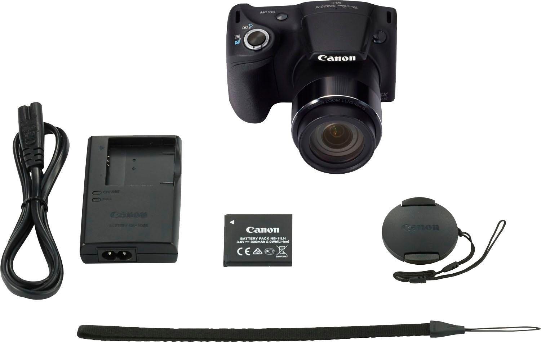 Canon »PowerShot SX430 IS« bridge-camera (20 MP, 45x optische zoom, NFC wifi (wifi)) goedkoop op otto.nl kopen