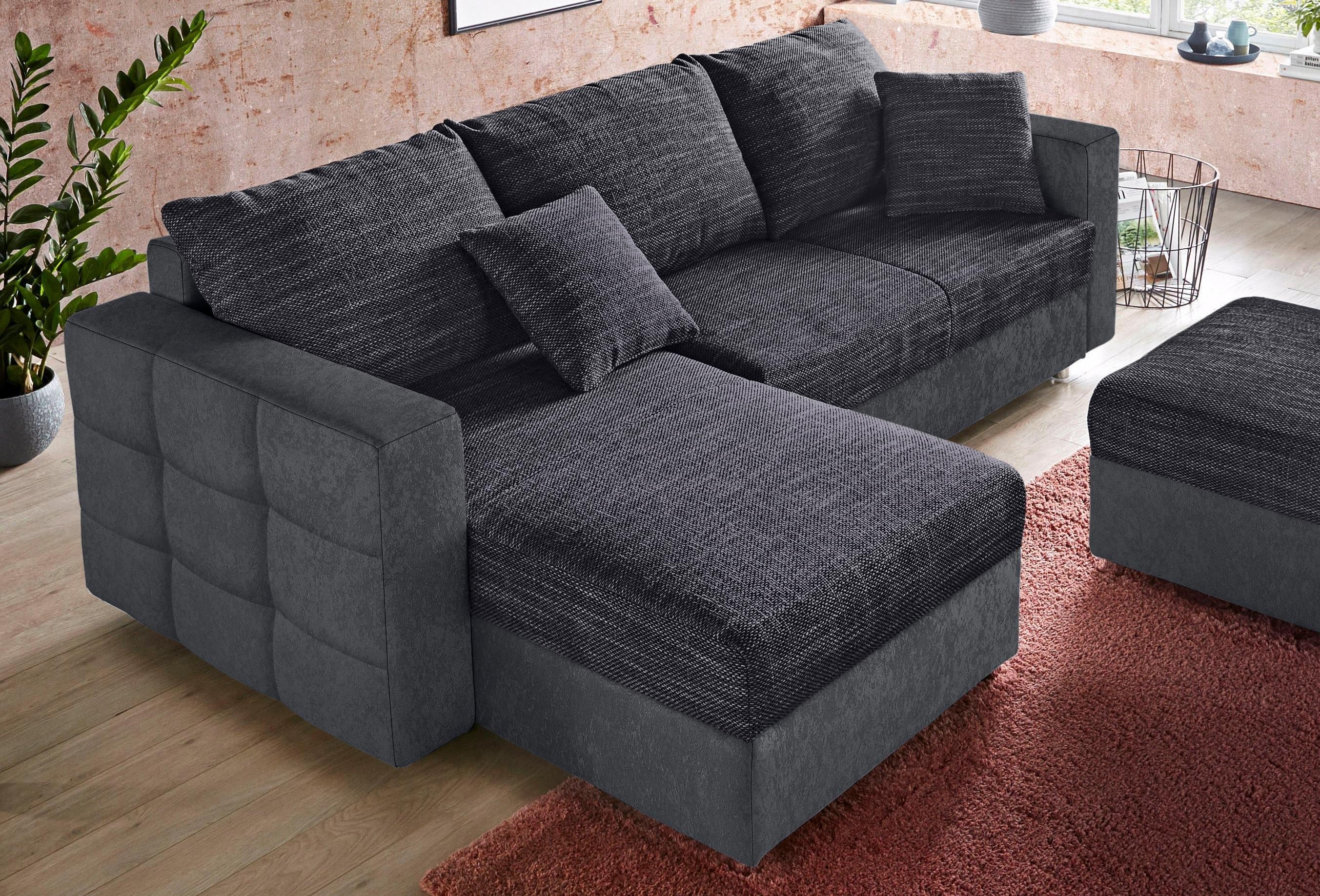 Sit&more hoekbank, met slaapfunctie en bedkist veilig op otto.nl kopen