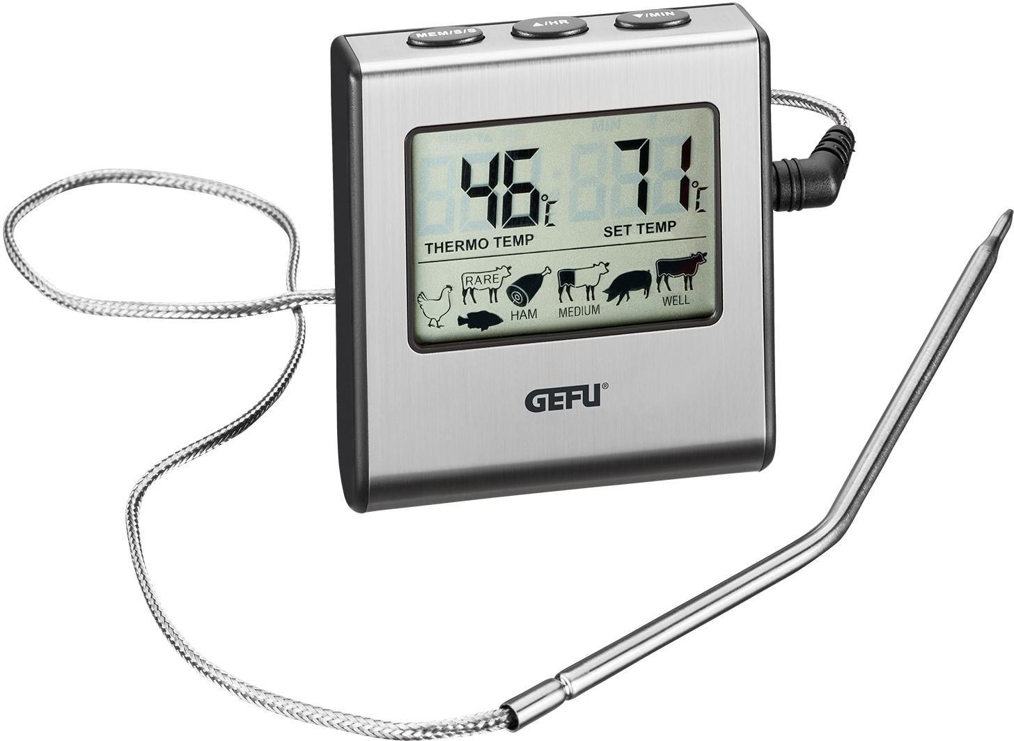 GEFU braadthermometer TEMPERE digitaal nu online kopen bij OTTO