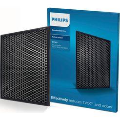 philips actieve-koolstoffilter fy1413-30 zwart