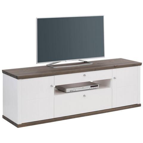 Premium Collection by Home affaire tv-meubel Delice, landhuisstijl, soft-close, breedte 163 cm.