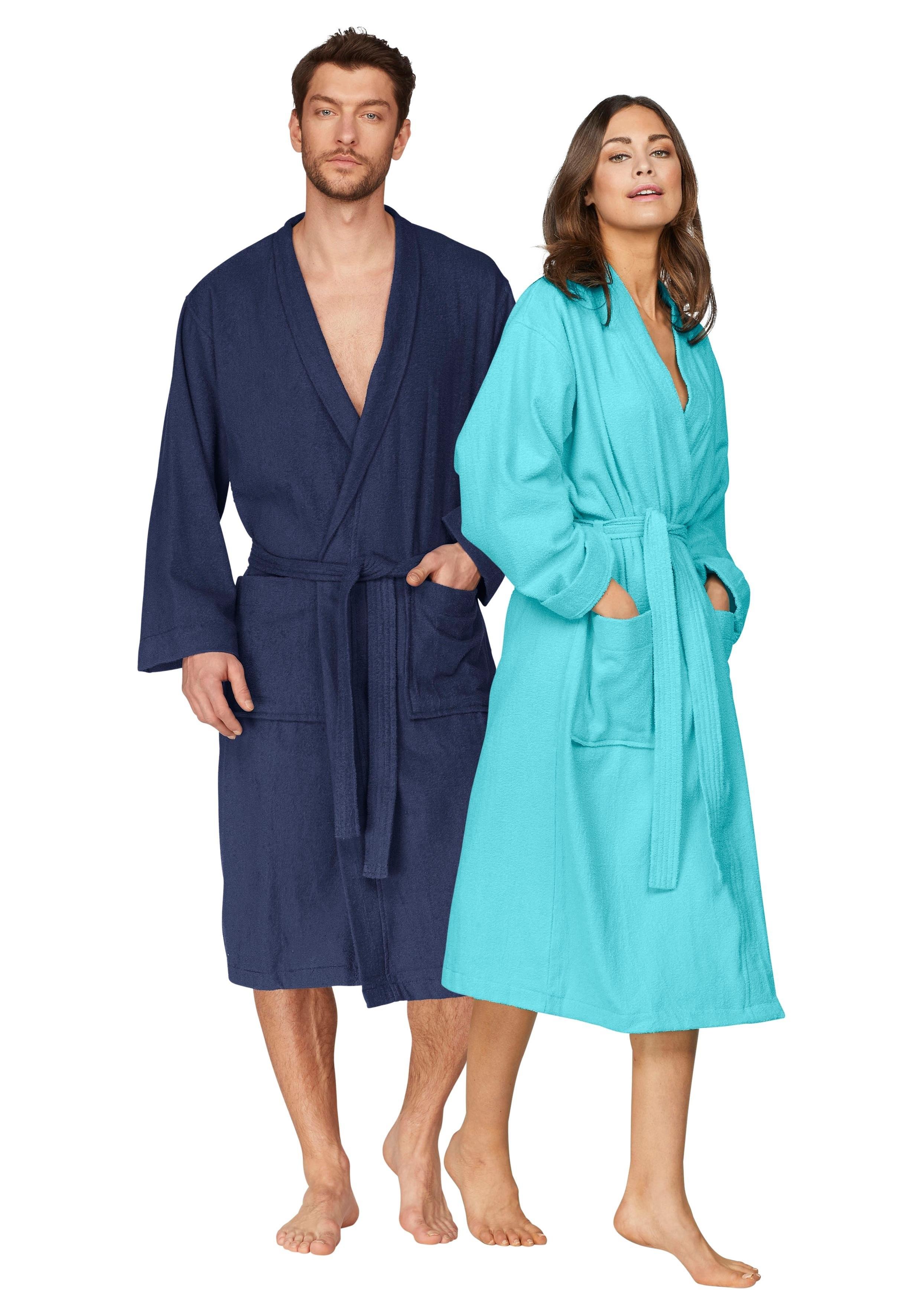 my home uniseks badjas Travel ideaal voor elke reis (1 stuk) online kopen op otto.nl