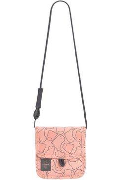 laessig nektasje, »4kids mini neck pouch, spooky peach« roze