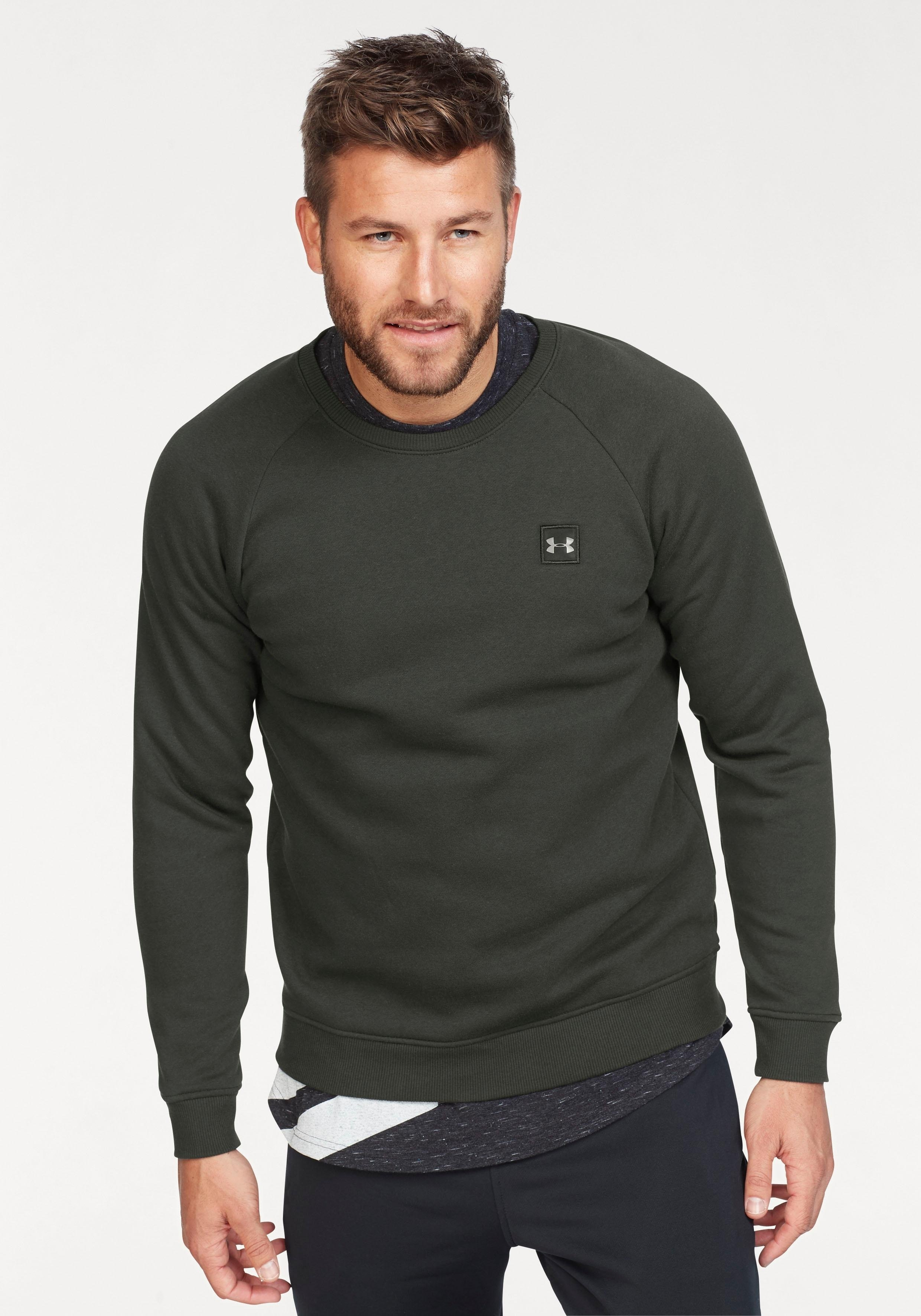 Armour® Fleece Online Bij Under Crew Sweatshirtrival SVUMGLqzp