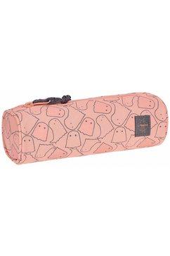 laessig etui, »4kids school pencil case, spooky peach« roze