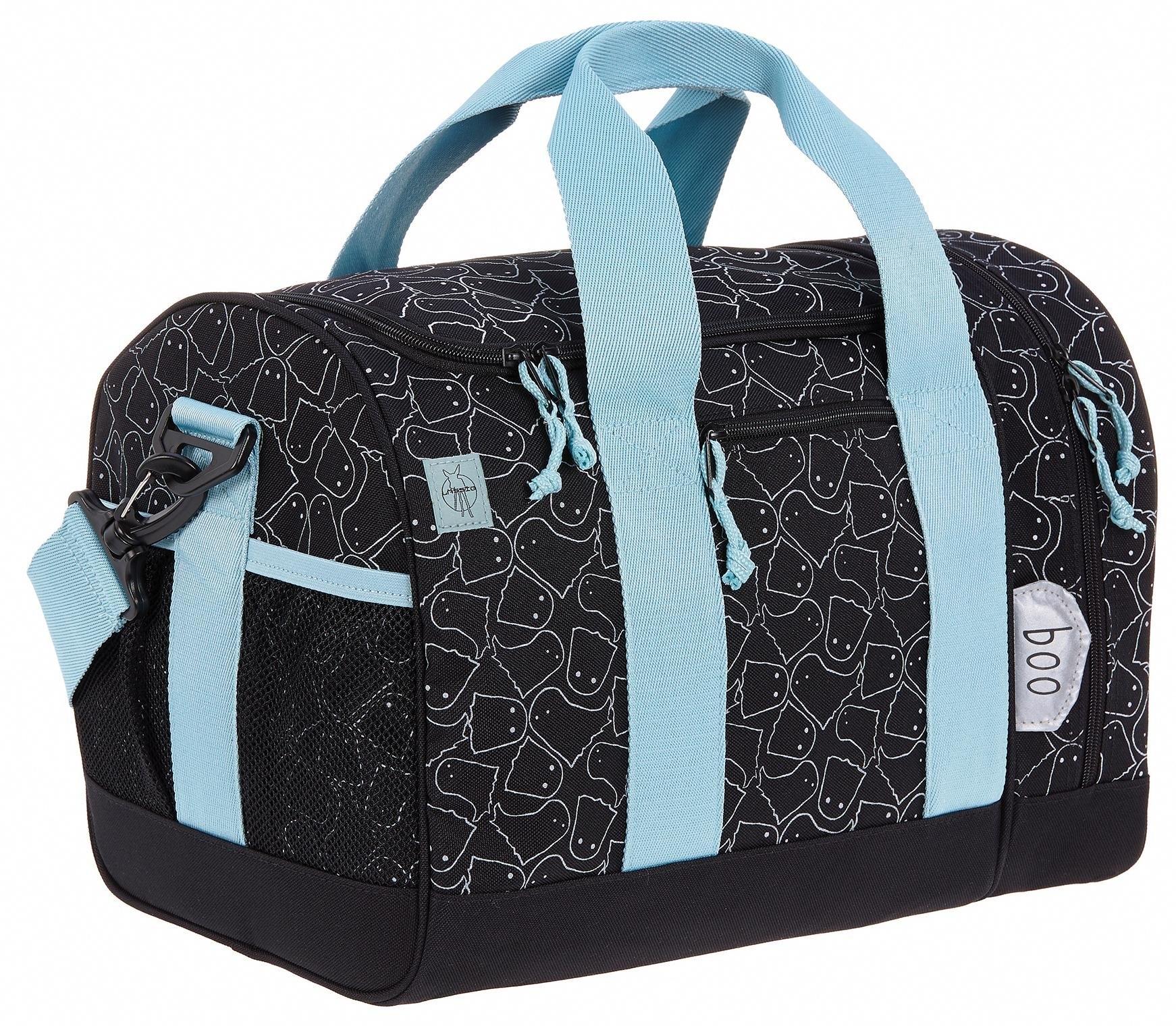 Lässig sporttas, »4Kids Mini sportsbag, Spooky Black« in de webshop van OTTO kopen
