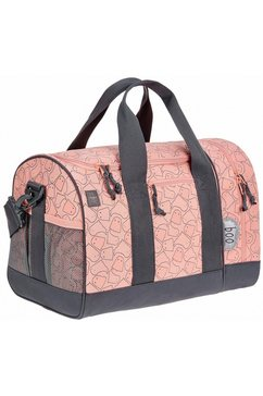 laessig sporttas, »4kids mini sportsbag, spooky peach« roze