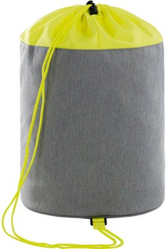 laessig sporttas, »4kids school sportsbag, about friends mélange grey« grijs