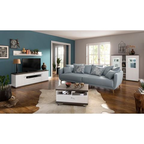 Premium Collection by Home affaire tv-meubel Delice, landhuisstijl, soft-close, breedte 163 cm.