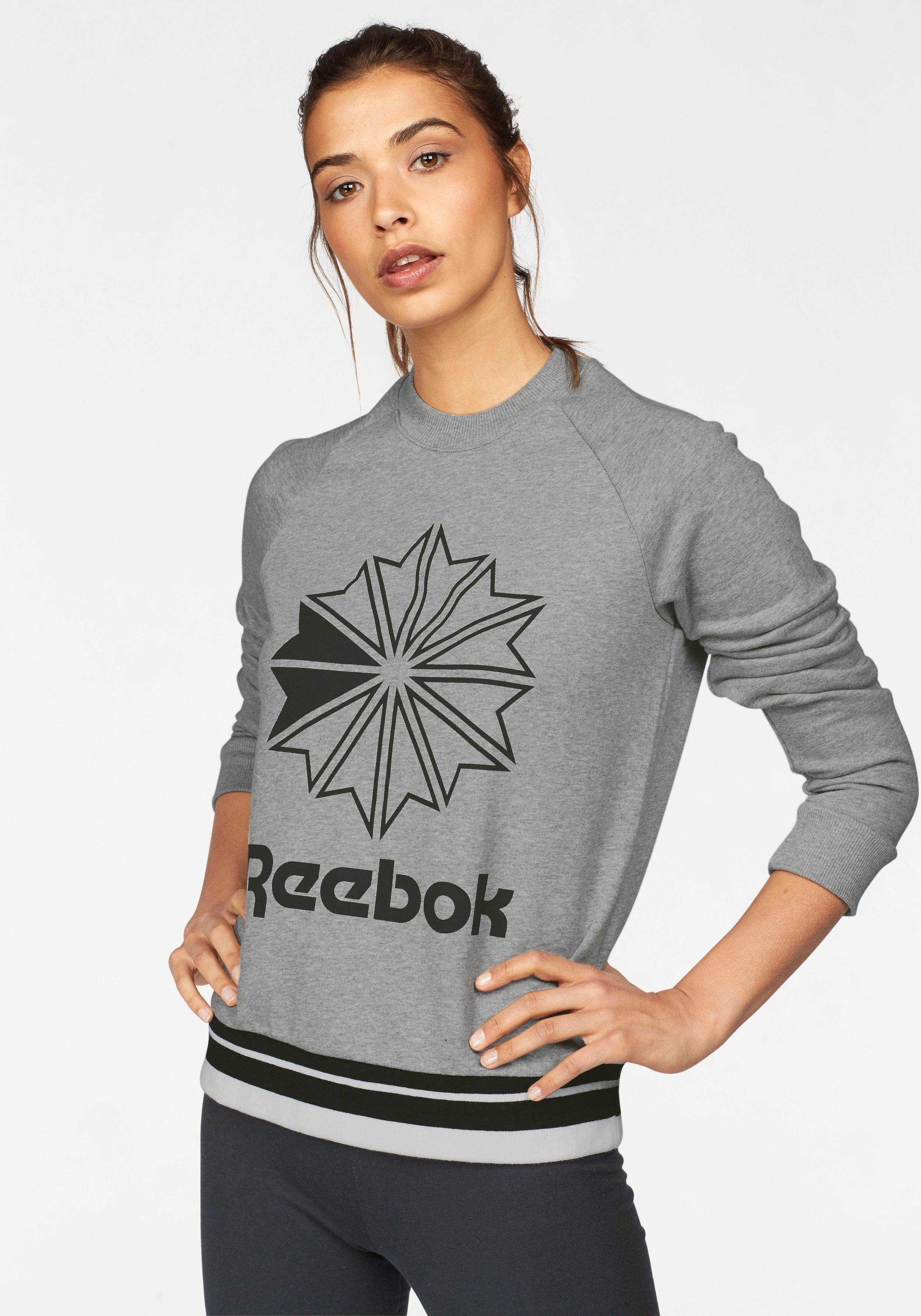 Reebok Classic sweatshirt »AC FT CREW« voordelig en veilig online kopen