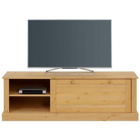 Home Affaire tv-meubel Cindy, met mooi freeswerk en veel opbergmogelijkheden, breedte 140 cm