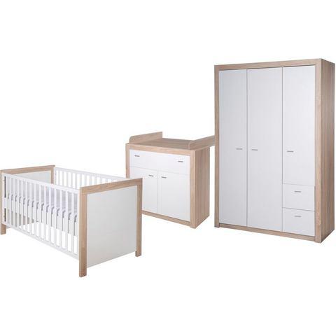 Roba babykamerset (3-delig), kinderkamer, Leni 2, 3-deurs