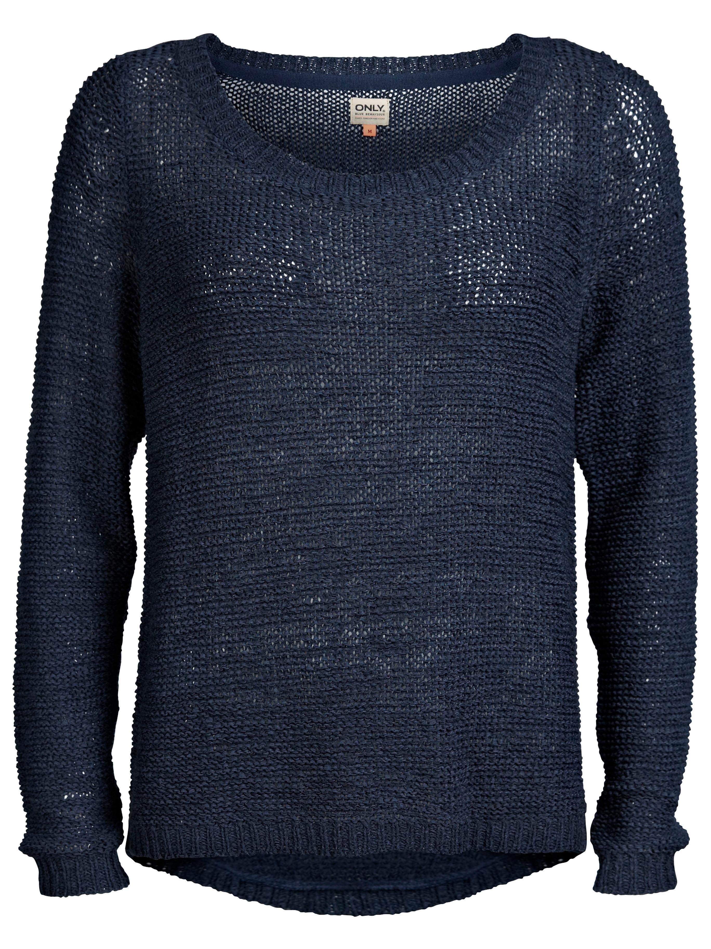 ONLY gebreide trui »GEENA« nu online kopen bij OTTO