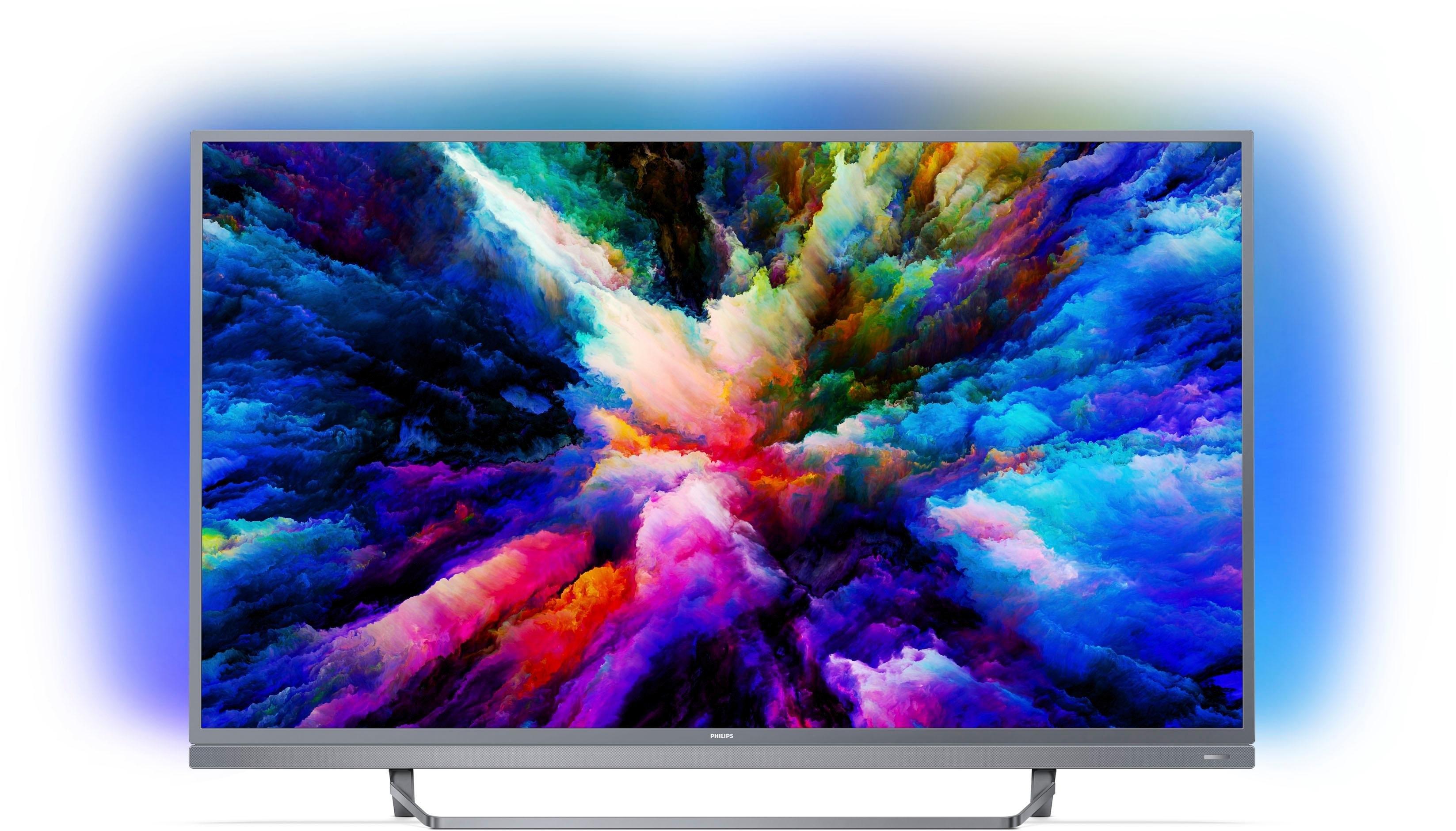 Philips 49PUS7503 led-tv (123 cm / 49 inch), 4K Ultra HD voordelig en veilig online kopen