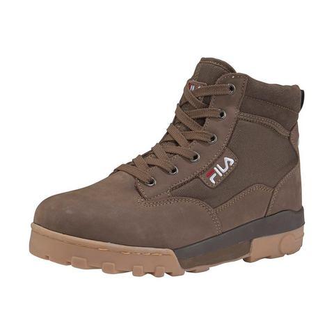 FILA Boots Grunge