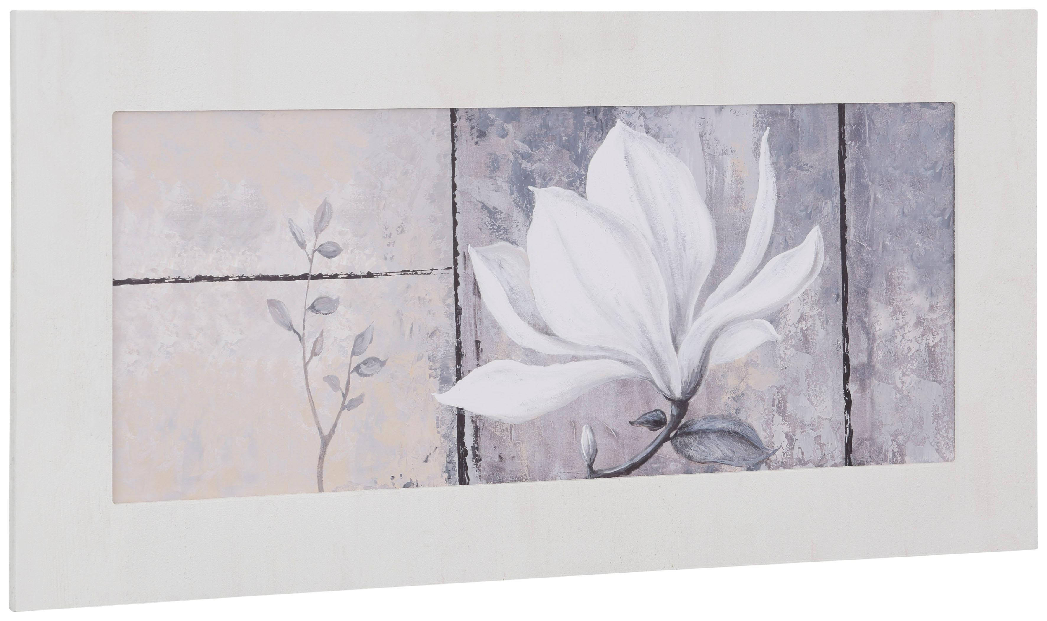Home affaire artprint Classic magnolia 102/52 cm voordelig en veilig online kopen