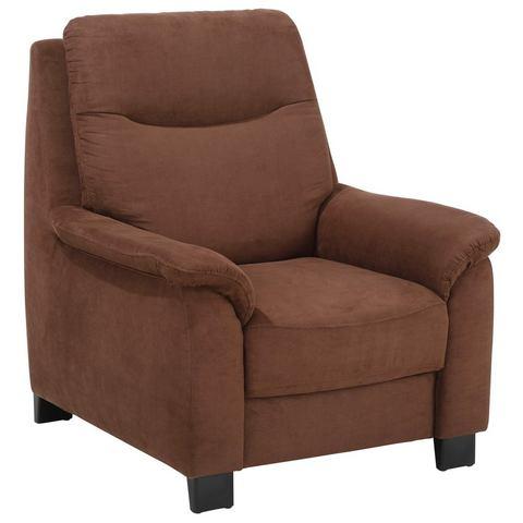 Home affaire fauteuil Bocca met binnenvering, incl. verstelbaar hoofddeel