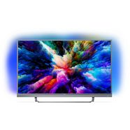 philips 55pus7503 led-tv (139 cm - 55 inch), smart-tv, 4k ultra hd grijs