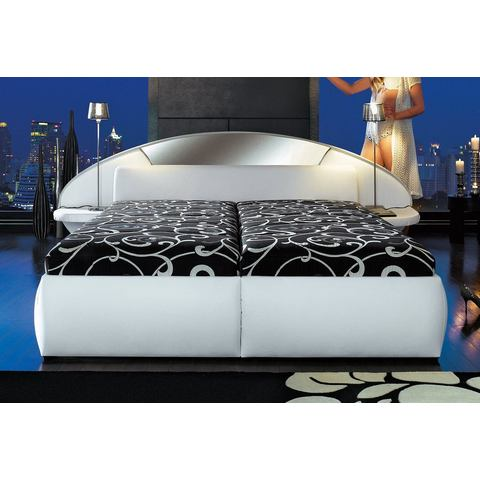 Bed micro velours Microvelours wit Hapo 777718