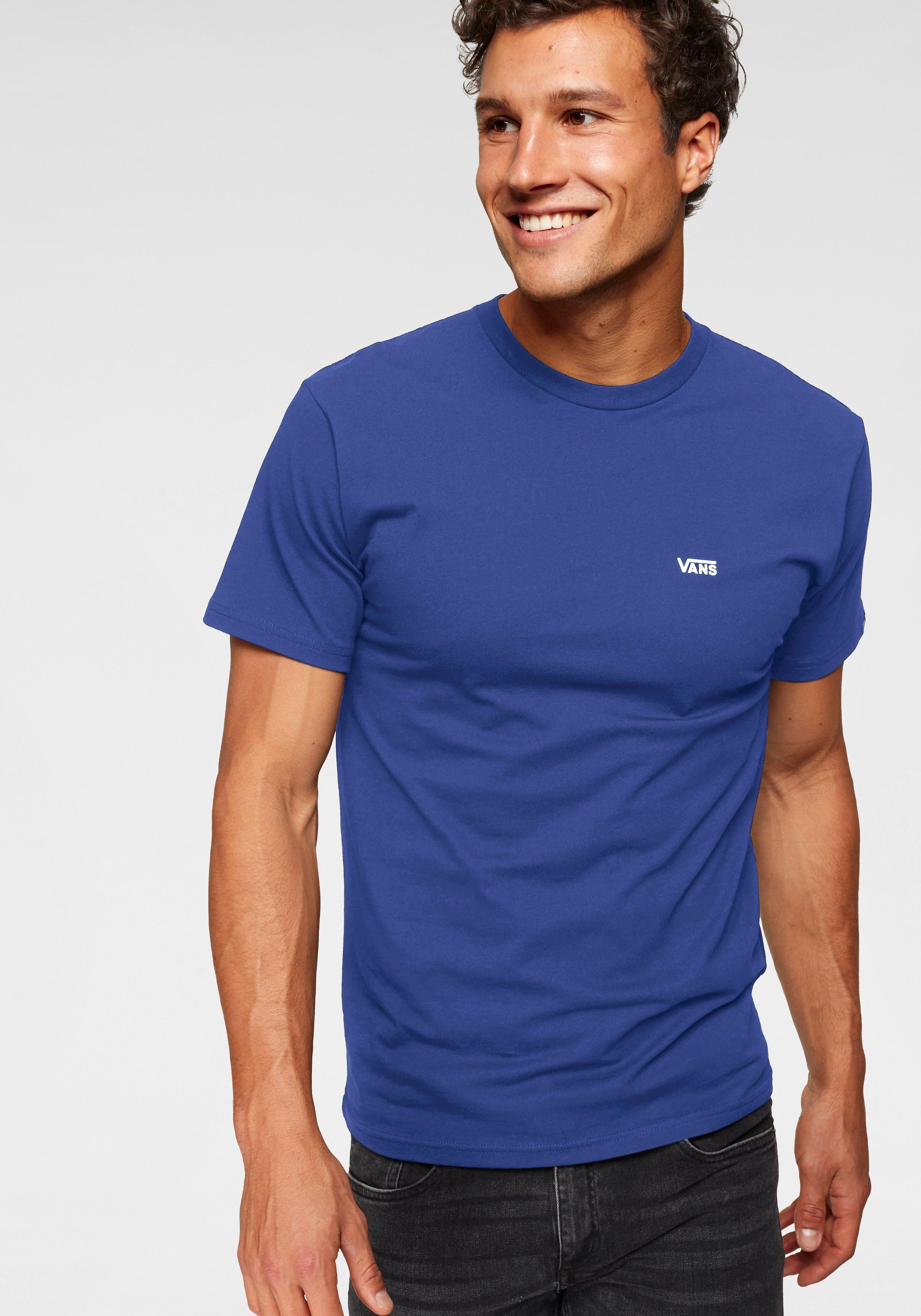 Vans T-shirt LEFT CHEST LOGO TEE veilig op otto.nl kopen