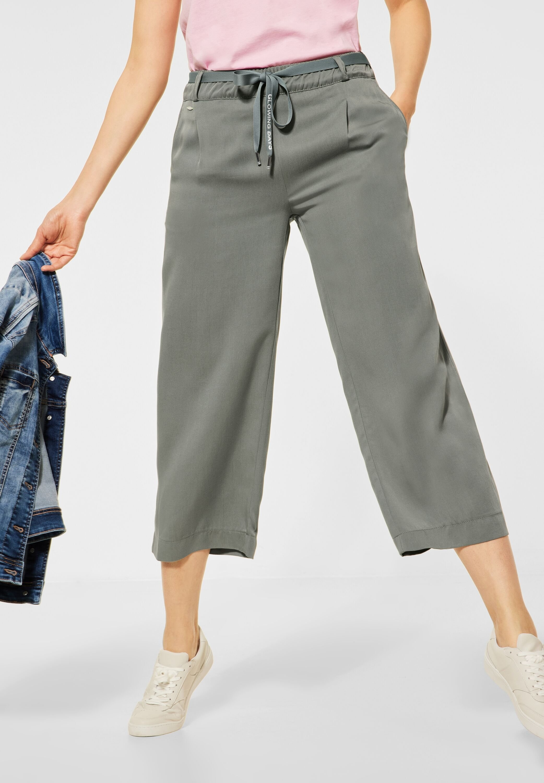 Op zoek naar een STREET ONE 7/8-broek met een bindceintuur? Koop online bij OTTO