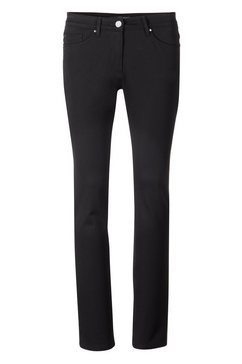 gerke my pants five-pocketsbroek »lora 51 straight« zwart