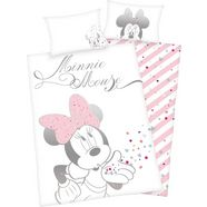 walt disney baby-overtrekset »minnie mouse«, walt disney wit