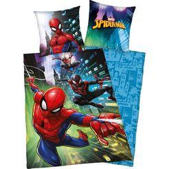 marvel kinderovertrekset »spiderman«, marvel multicolor