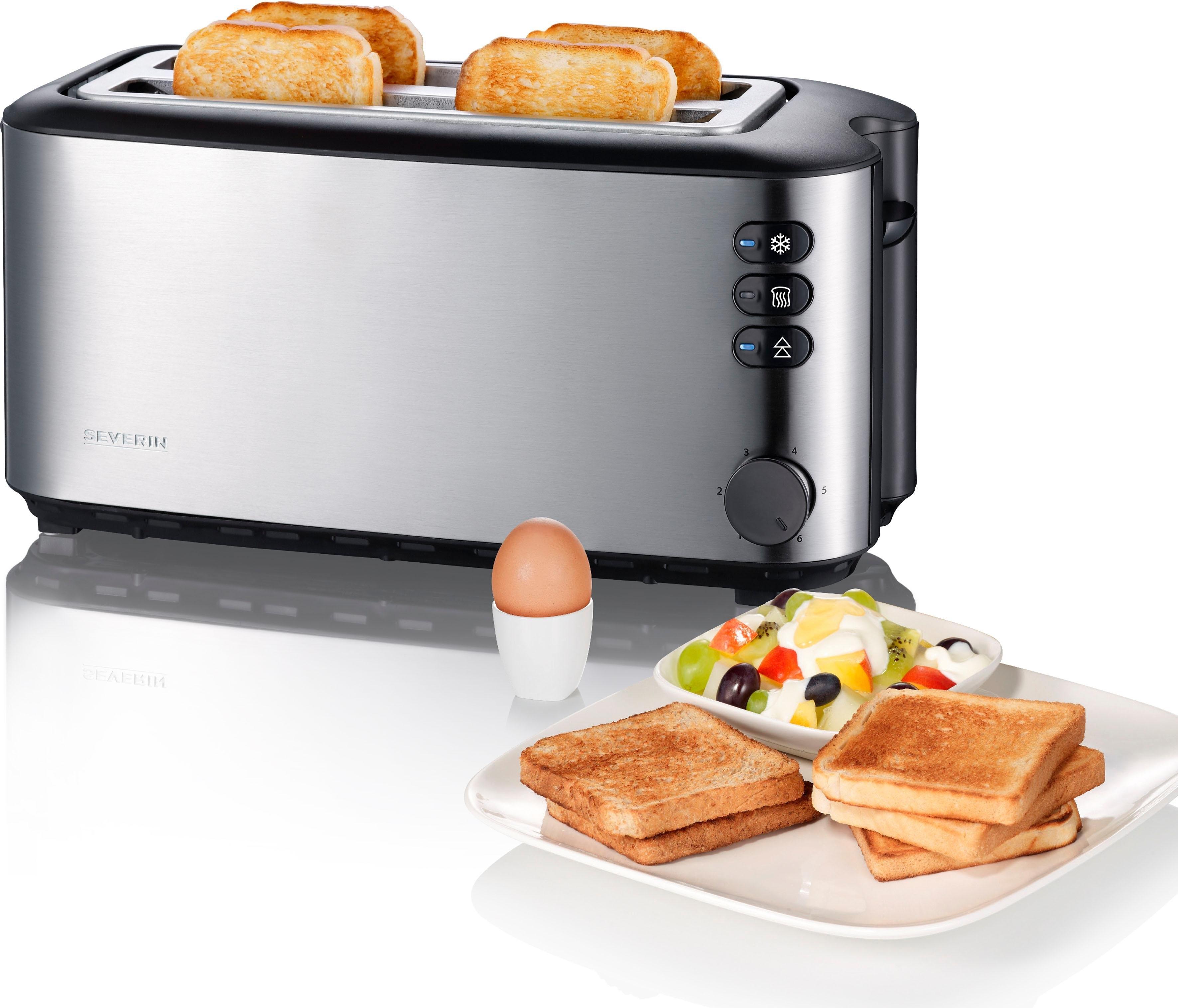 Severin toaster »AT 2509«, 1400 W bestellen: 30 dagen bedenktijd