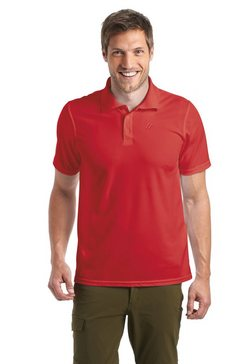 maier sports functioneel shirt »ulrich« rood