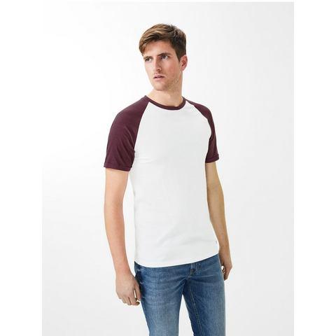 Produkt NU 15% KORTING: PRODUKT Contrasterend T-shirt