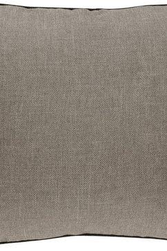 kussenovertrek, »ki-h barbara«, barbara home collection grijs