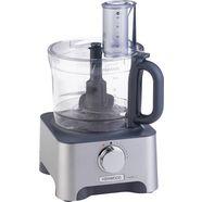 kenwood compacte keukenmachine multipro classic fdm781, 1000 w, kom 3 liter zilver