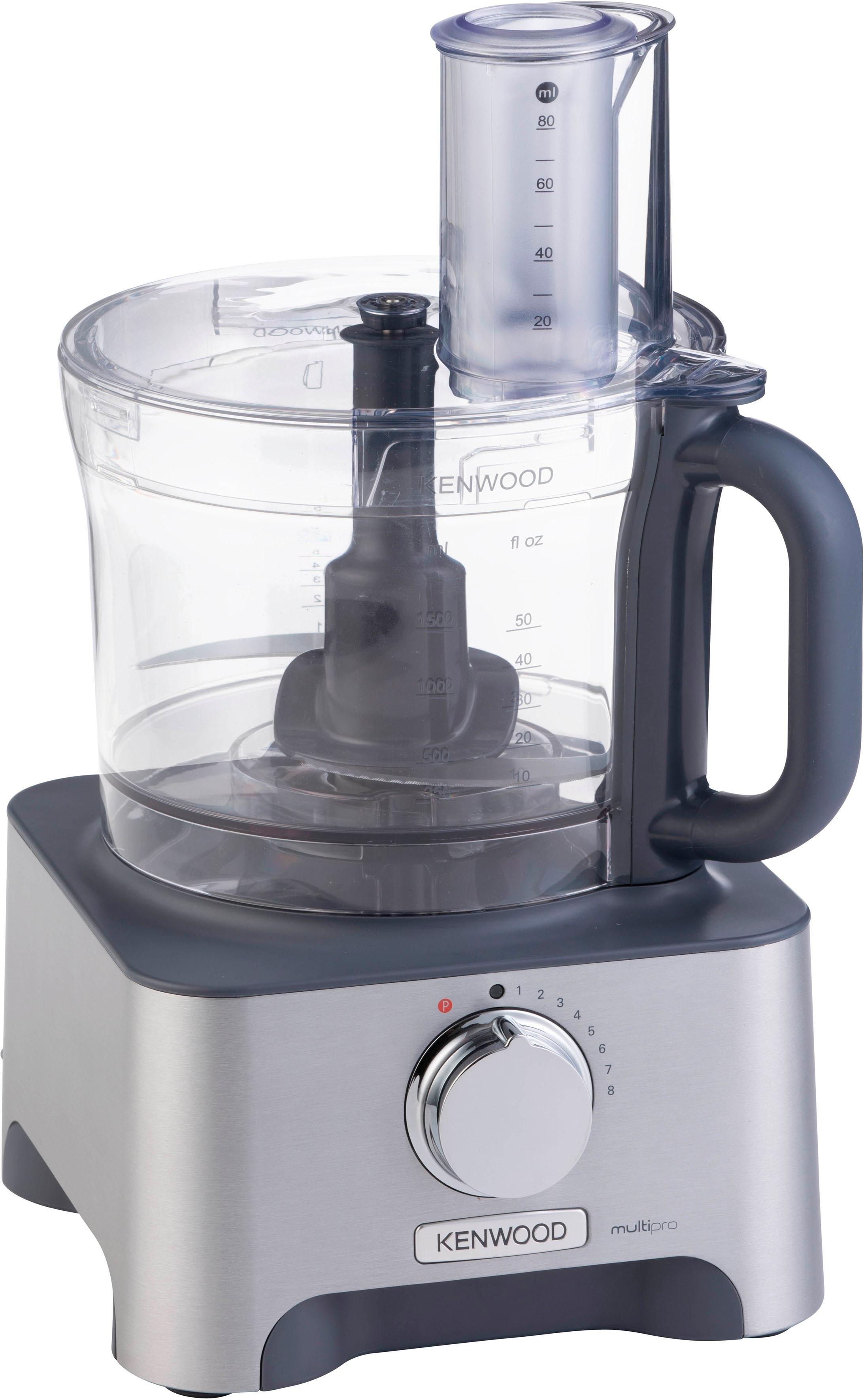 Kenwood compacte keukenmachine Multipro Classic FDM781, 1000 W, kom 3 liter bij OTTO online kopen