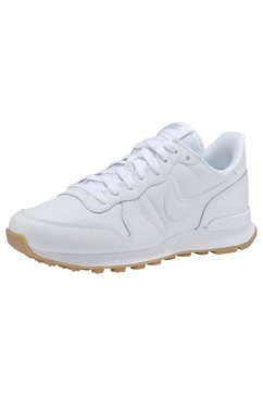 nike sportswear sneakers »wmns internationalist« weiß