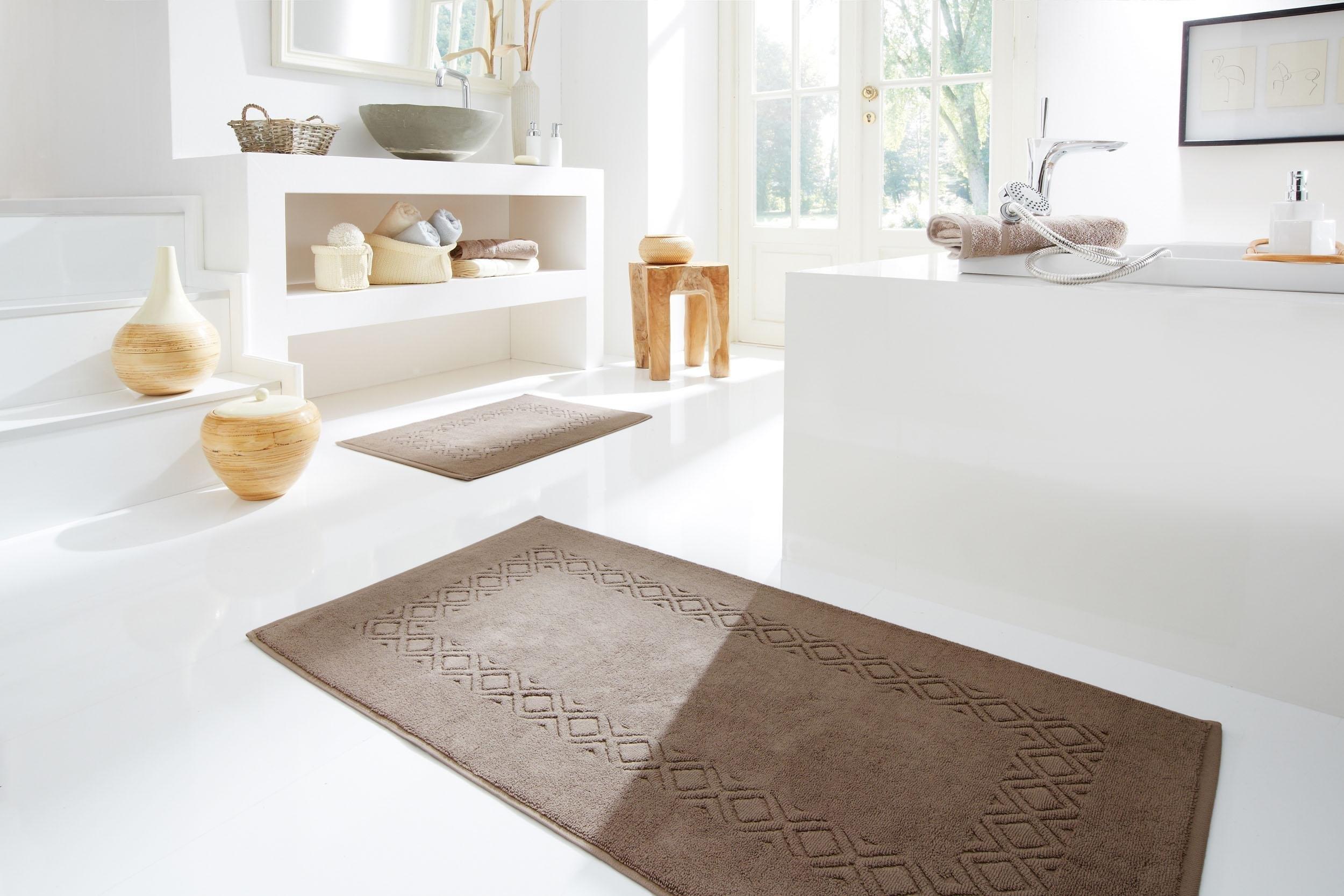 Egeria Badmat »Denver«, hoogte 8 mm, geschikt voor vloerverwarming bij OTTO online kopen