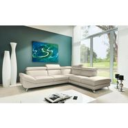places of style hoekbank »laura323« beige