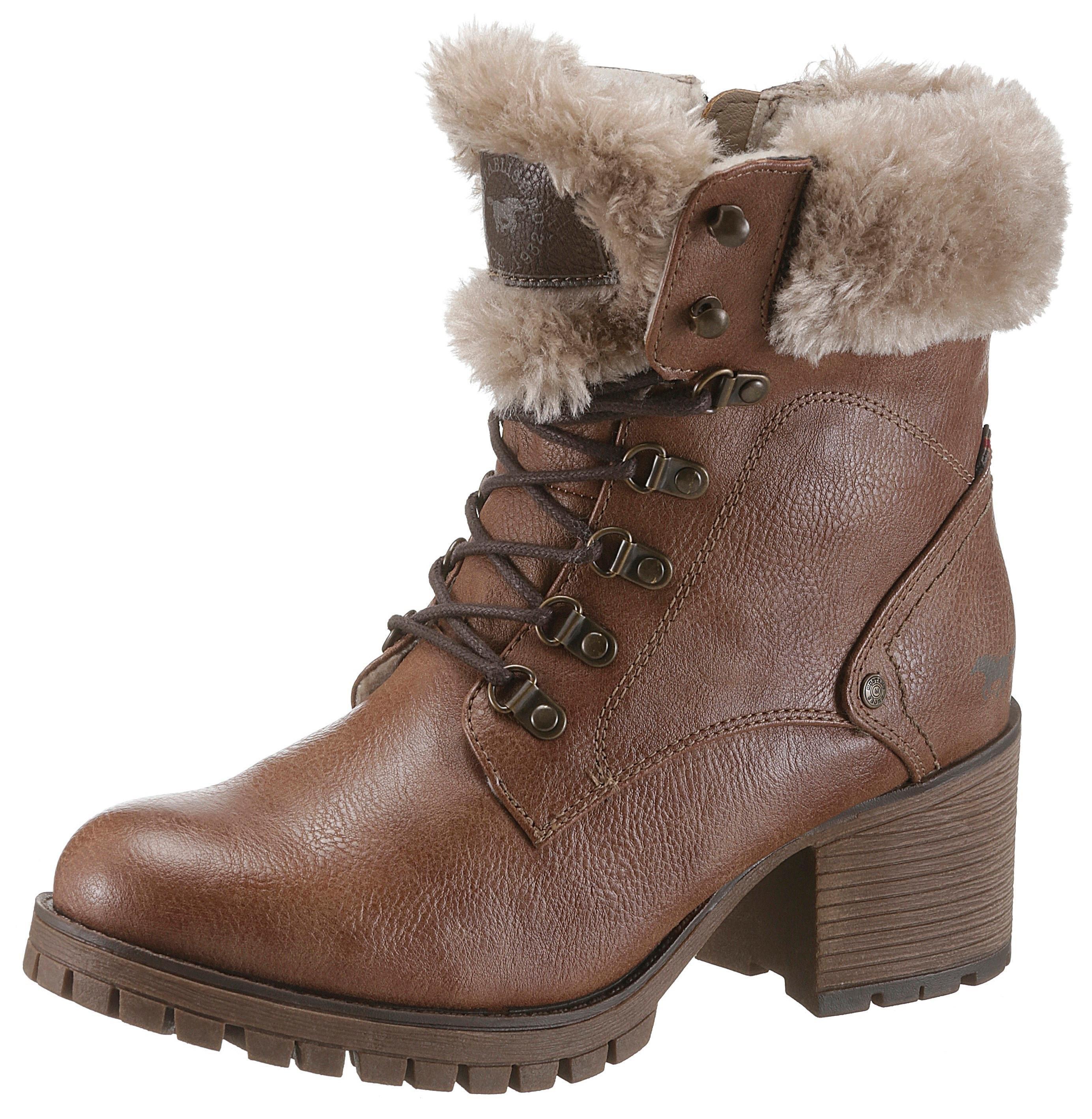 Mustang Shoes winterlaarsjes nu online kopen bij OTTO