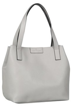 tom tailor shopper »miri zip« grijs