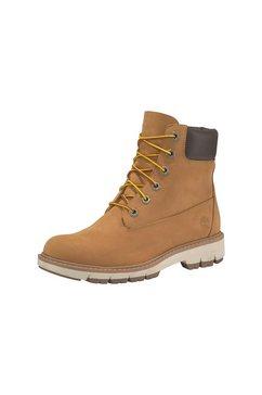 timberland veterlaarzen »lucia way 6 inch waterproof boot« bruin