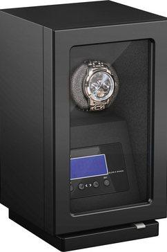 boxy watchwinder »boxy bldc voor 1 horloge, 309419« zwart