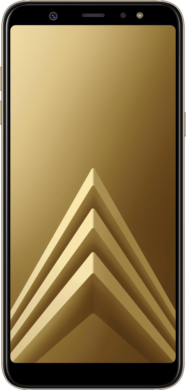 SAMSUNG Galaxy A6+ (2018) smartphone (15,36 cm / 6 inch, 32 GB, 16 MP-camera) - gratis ruilen op otto.nl