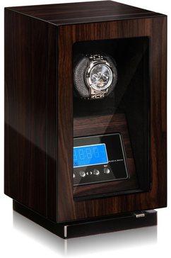 boxy watchwinder »boxy bldc voor 1 horloge, 309416« bruin