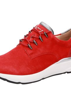 sioux sneakers rood