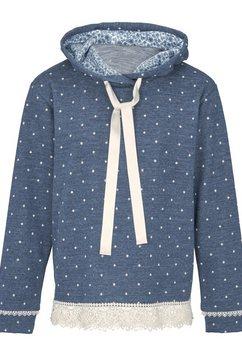sweatshirt blauw