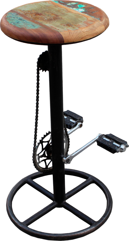 Op zoek naar een SIT barkruk This&That met fietsketting en pedalen? Koop online bij OTTO