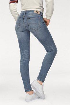 lee destroyed jeans »scarlett« blauw