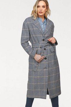 levi's wollen mantel »frida coat« wit