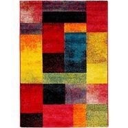 vloerkleed, »happiness shimmer«, oci die teppichmarke, rechthoekig, hoogte 20 mm, machinaal geweven multicolor