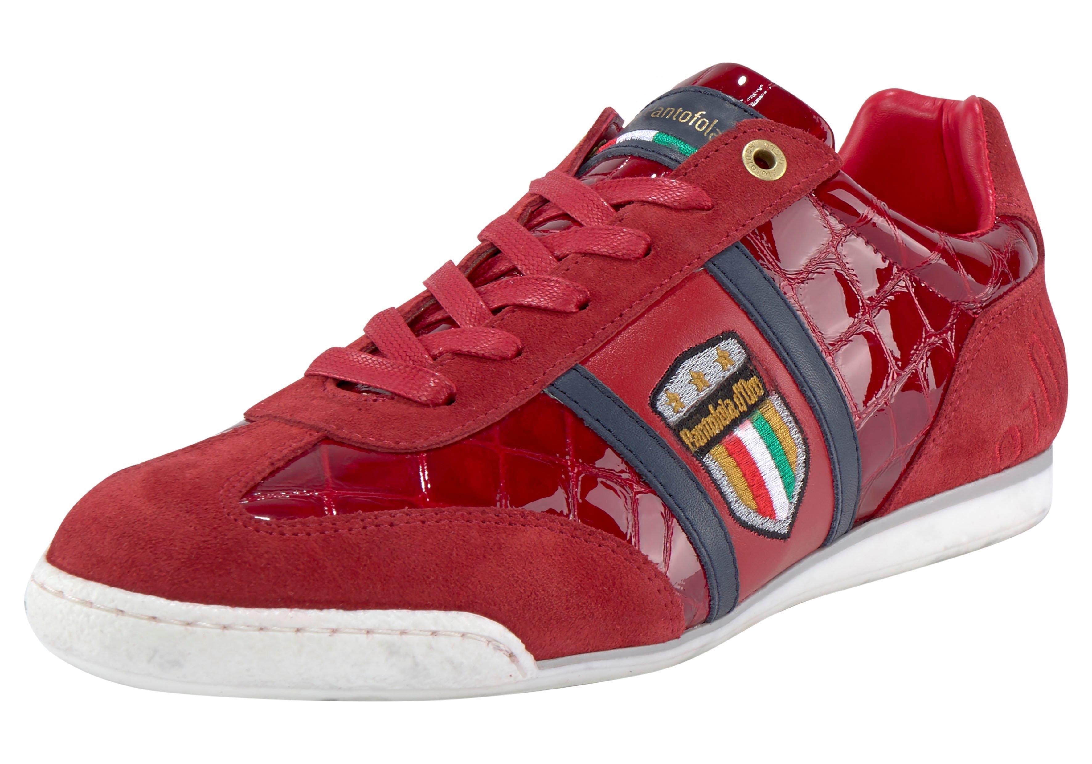 Pantofola d´Oro sneakers »Fortezza Uomo low« - gratis ruilen op otto.nl